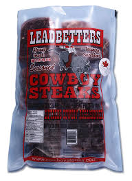 Leadbetters Cowboy Steaks