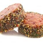 Boneless Peppered Eye Steaks