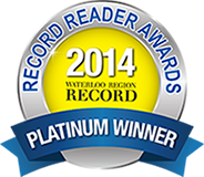 Picked 2014 Reader's Choice Award Winner!