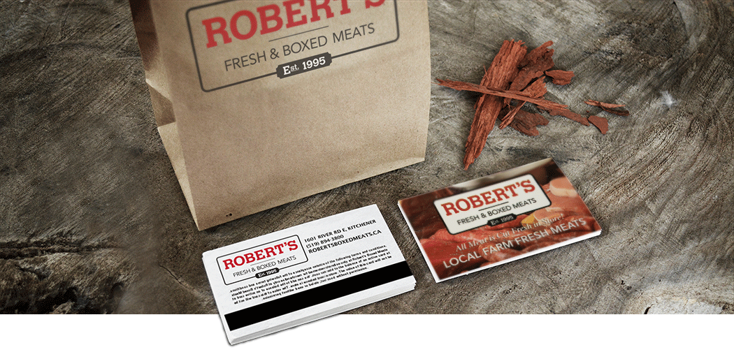 Robert's Gift Cards