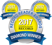 2017 Reader's Choice Award Winner!