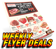 Weekly Sale Flyer